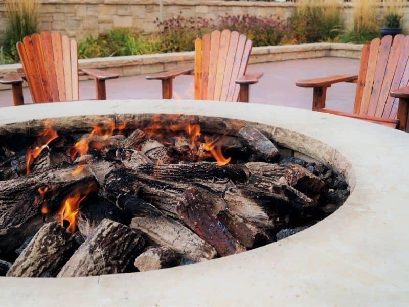 Can You Put A Pergola Over A Fire Pit Sunshine Play